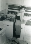 "Mom may be a ""Domestic Goddess"" but she does it becasue she LOVES YOU ...not the dishes..."